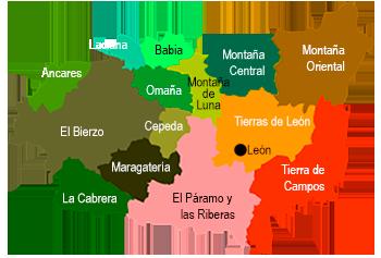 Mapa Del Bierzo Leon.Leon De Pueblo Venta De Casas En Leon Las Casas De Toda La Vida Casas De Pueblos En Leon
